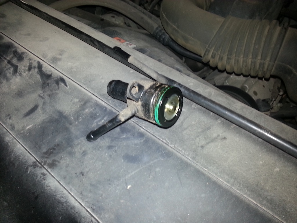 03 F150 4 2l V6 Pcv Valve With Pictures Ford Truck Enthusiasts Forums